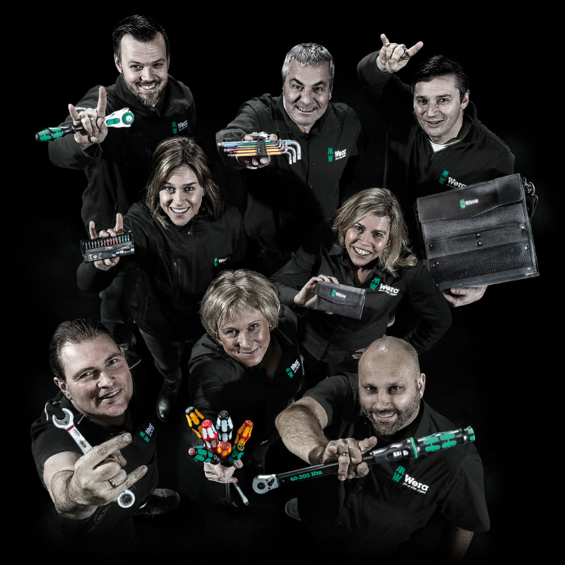 Wera Tool Rebels Group